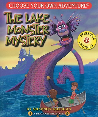 The Lake Monster Mystery By Gilligan, Shannon